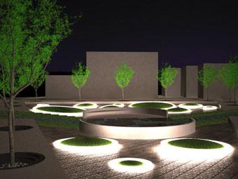 Rendering e fotorealismo parchi rendering e fotorealismo for Rendering giardino
